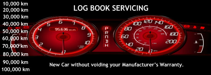 Log Book Service Melbourne Alfa Frank Donnini Mechanical Repairs 03 93599499