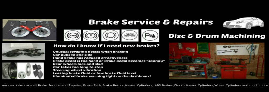 brake-service-Frank Donnini Mechanical Repaircampbellfield