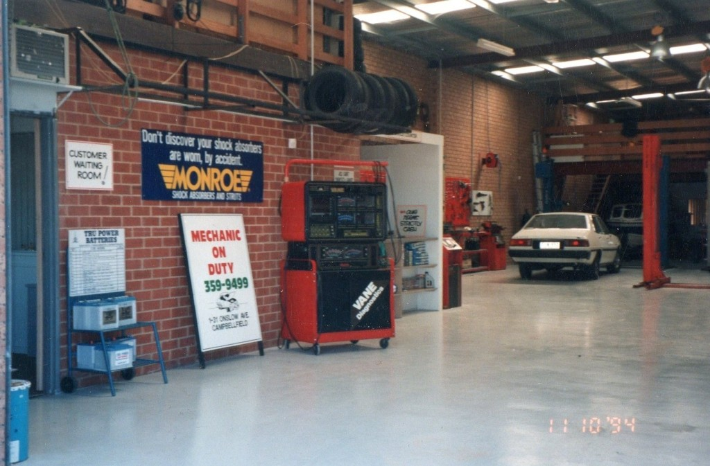 Alfa Romeo Fiat WorkShop campbellfield 03-93599499