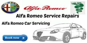Alfa Romeo Car Servicing