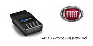 wiTECH MicroPod 2 Diagnostic Tool